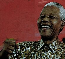 Mr Mandela by Tugela