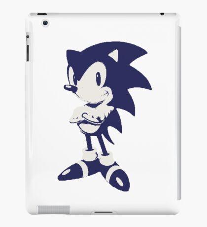 Minimalist Sonic 6 iPad Case/Skin