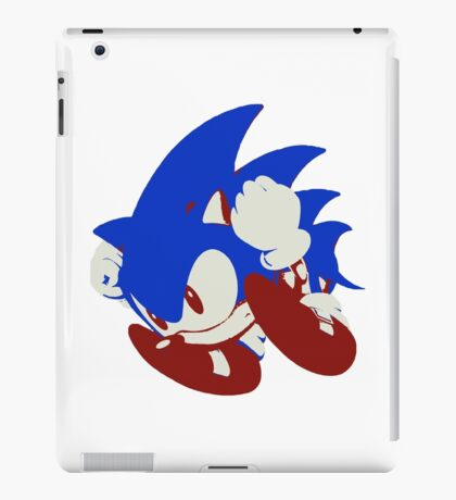 Minimalist Sonic 5 iPad Case/Skin