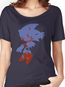 Minimalist Sonic 3 Women's Relaxed Fit T-Shirt