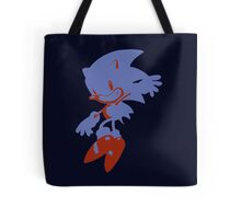 Minimalist Sonic 3 Tote Bag