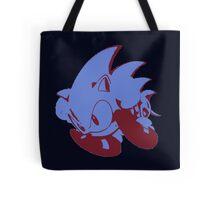 Minimalist Sonic 2 Tote Bag