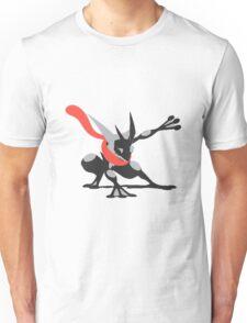 Minimalist Shiny Greninja Unisex T-Shirt