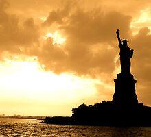 Statue of Liberty by Jennifer Muller