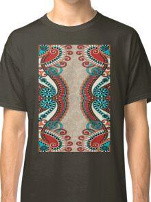 Curled Fringe Classic T-Shirt