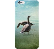 Going for a paddle! iPhone Case/Skin
