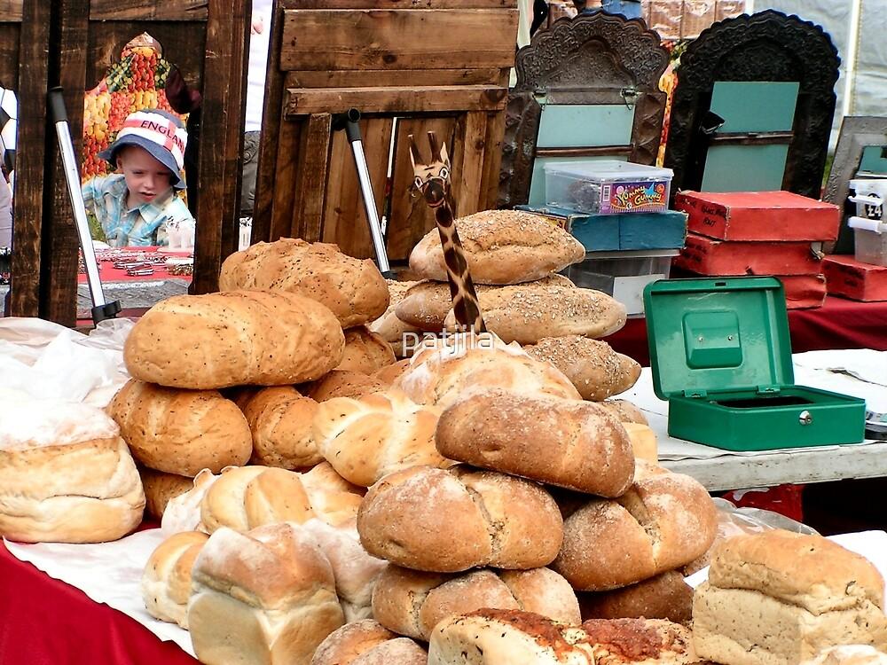 Impression of a festival market in Shipley UK 2008 by patjila