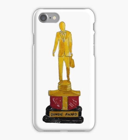 The Dundie Award - Formatted to fit Iphones iPhone Case/Skin