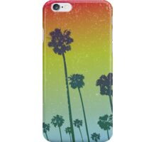 Sweet vacation iPhone Case/Skin