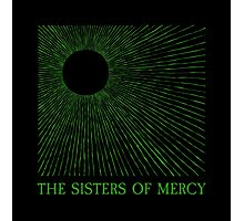 The Sisters Of Mercy - The Worlds End - Temple of Love Photographic Print