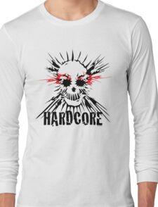 Skull Explode  Long Sleeve T-Shirt