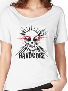 Skull Explode  Women's Relaxed Fit T-Shirt