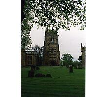 Evesham Abbey Photographic Print