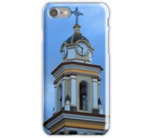 Cross and Bell Tower iPhone Case/Skin