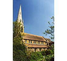 The New St Peter and St Paul Anglican Parish Church Photographic Print