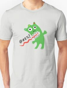 Critter Expletive  T-Shirt