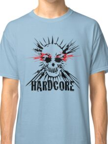 Scull Explode  Classic T-Shirt