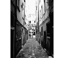 Behind Venice Photographic Print