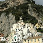 """BEAUTIFUL AMALFI"" by Edward J. Laquale"