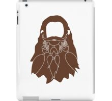 Gloin's Beard iPad Case/Skin
