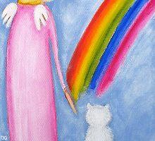 """Crossing the Rainbowe Bridge"" by GraceG"
