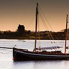 Mac Duagh, Galway Hooker by celticpics
