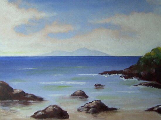 Mull of Kintyre  by Matthew Scotland