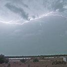 Indrio lightning by Larry  Grayam