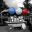 French Parasols ..... by SNAPPYDAVE