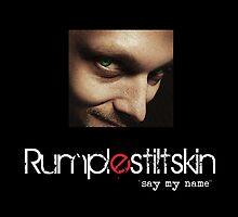 Rumplestiltskin - Say my name! by IcePie