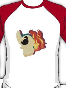 cyndaquil. T-Shirt