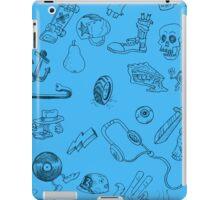 doodles iPad Case/Skin