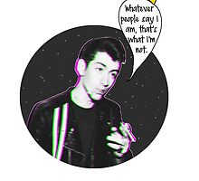 Alex Turner by mahalitta