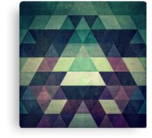 dysty_symmytry Canvas Print