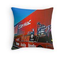 CORY MACS TRANSPORTER Throw Pillow