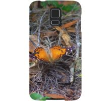 Butterfly in the Woods Samsung Galaxy Case/Skin