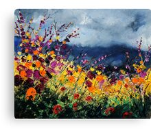 wild flowers 45 Canvas Print