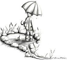 Rainy Day by ninamarie