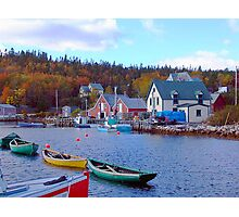 North West Cove Photographic Print