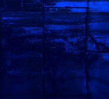 Blocks Of Blue by Claire Doherty