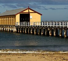 Queenscliff Pier by Darren Stones