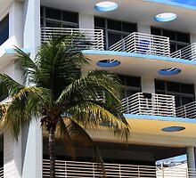 Miami Art Deco Hotel by amcrist