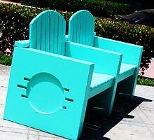 Miami Art Deco Chair by amcrist