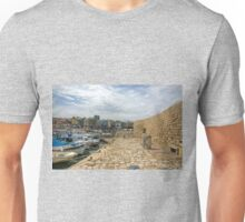Venetian Harbour Walkway Unisex T-Shirt
