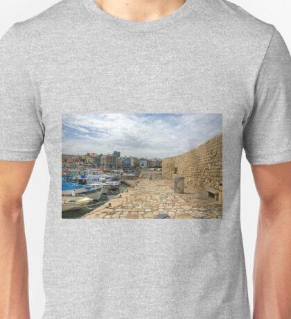 Venetian Harbour Walkway Unisex T-Shirt