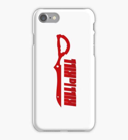 Kill la Kill Scissorblade Red iPhone Case/Skin
