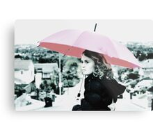 nini on meadowridge Metal Print