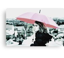 nini on meadowridge Canvas Print