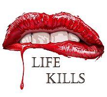 Love Hurts, Life Kills by DanciaKS