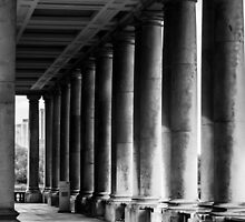 Portico At Greenwich by Claire Doherty